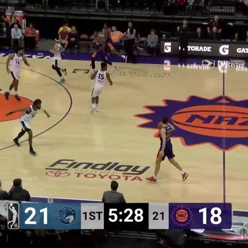 Ty Jerome NBA G League Highlights: March 2020