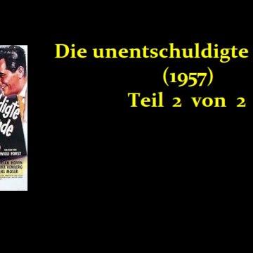 Die unentschuldigte Stunde (1957) Teil 2 von 2