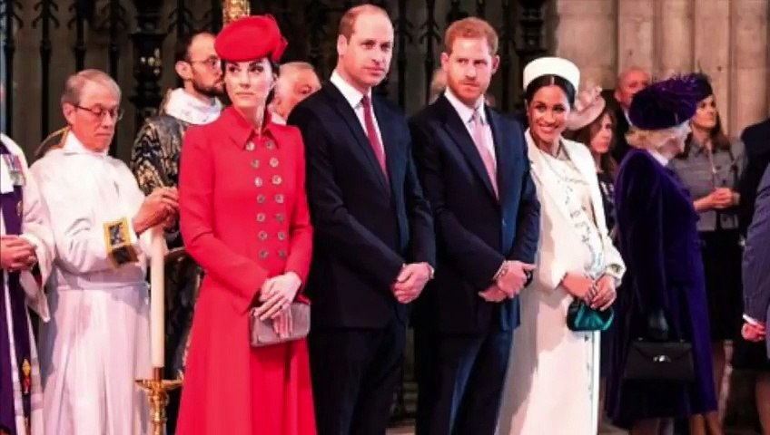 Harry & Meghan Frozen out of Commonwealth Day
