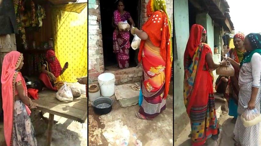 COVID-19: Gujarat's Transgender Community Distributes Ration To The Needy