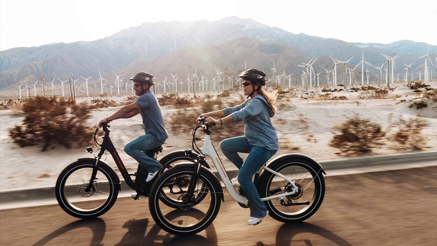 Rad Power Bikes RadRover Step-Thru 1 Ebike Review
