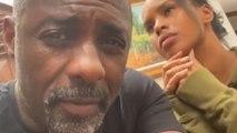 Idris Elba et sa femme sont guéris du Coronavirus, mais coincés au Nouveau-Mexique!