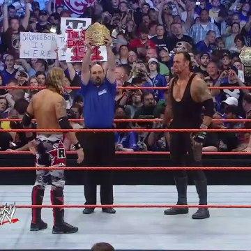 FULL MATCH - Edge vs. The Undertaker – World Heavyweight Title Match- WrestleMania XXIV