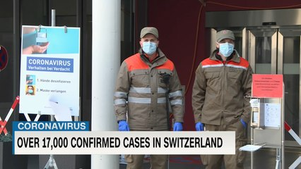 Coronavirus latest in Switzerland: More aid in sight for the self-employed | The Show