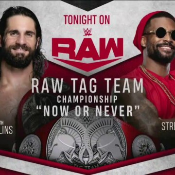 Raw: The Street Profits vs. Seth Rollins & Murphy