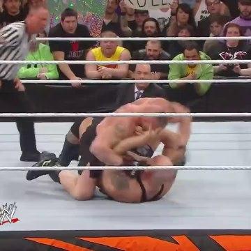 FULL MATCH - Big Show vs. Brock Lesnar- Royal Rumble 2014