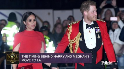 Details Behind Harry and Meghan's LA Move and If You Could Bump into Them on the Street
