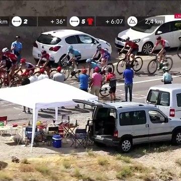La Vuelta 2018 – Stage 05 [LAST 30 KM]
