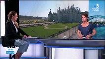 Confinement : le château de Chambord figé dans le temps