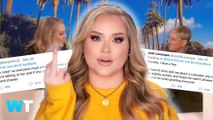 Nikkie Tutorials and the Internet SLAM Ellen Degeneres for Behavior