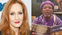 J.K. Rowling Launches 'Harry Potter at Home' Hub, Samuel L. Jackson Reads 'Stay the F--k at Home' & More | THR News