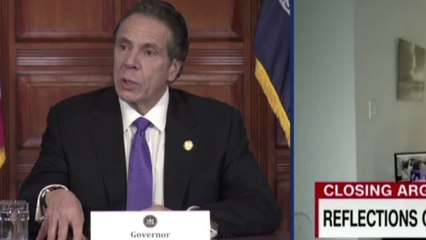 'Look at us today, see yourself tomorrow,' NY Gov. Cuomo warns