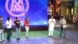 Kapil Sharma's Dance With Tiger Shroff And Funny English Conversation With Akshay, Abhishek, Ritesh
