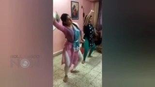 Sara Ali Khan Beautiful Classical Dance Video In Lockdown At Her House FULL VIDEO