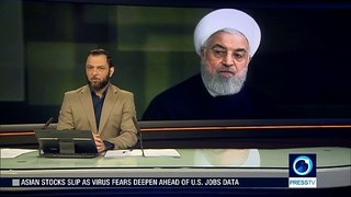 Iran's president: Crisis far from over, could linger for months