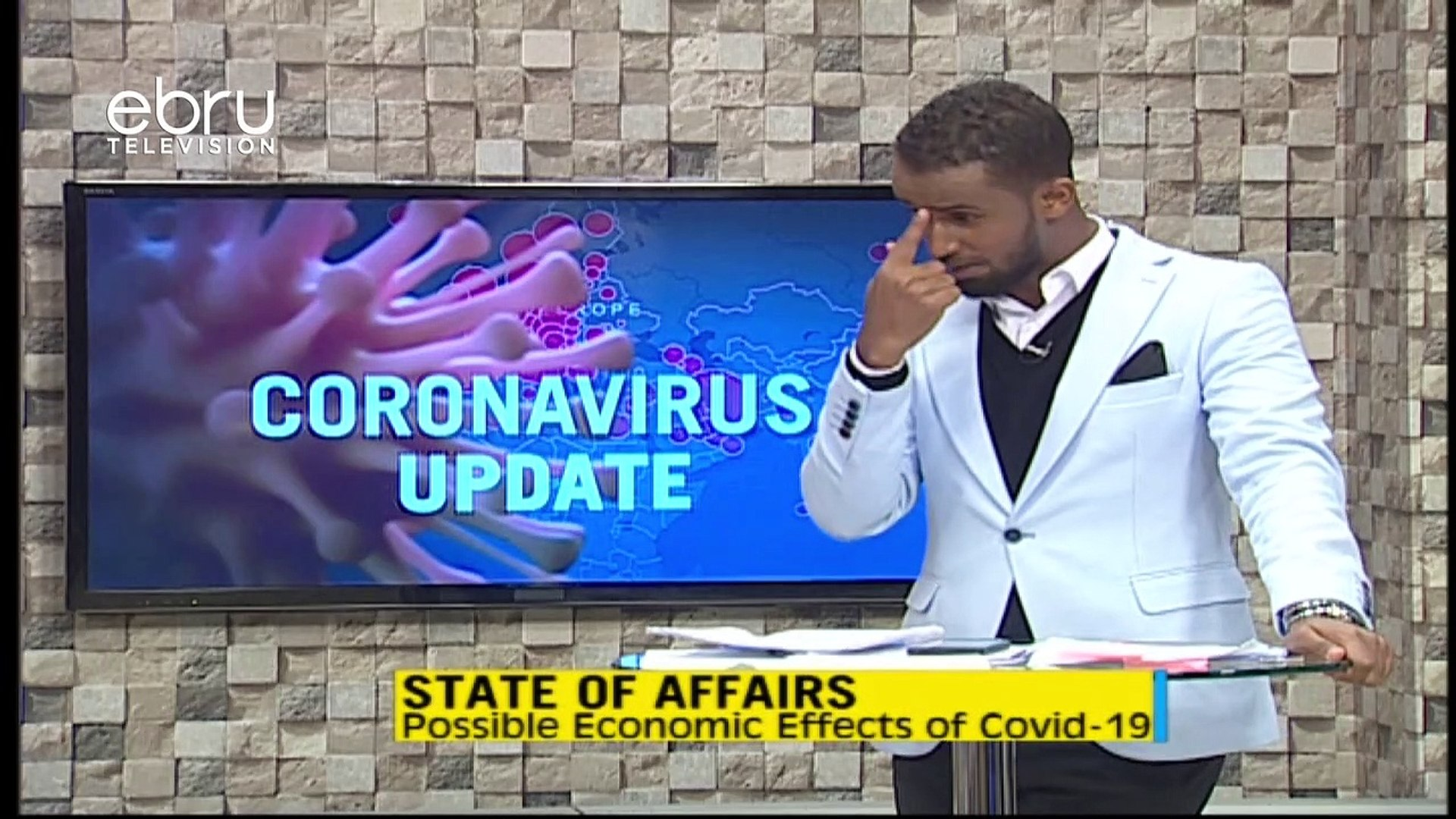 The Looming Lockdown Has Become More Of A Menace Than Corona Virus ~ Dr. Justus Juma
