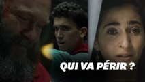 """Dans """"La Casa de Papel"""" saison 4, quel personnage va mourir? Nos hypothèses"""