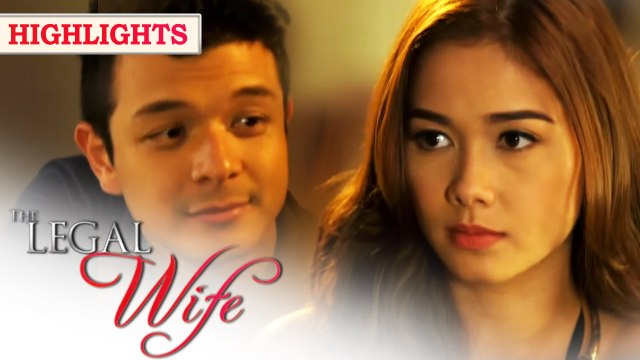 Nicole, dinamayan sa kalungkutan si Adrian | The Legal Wife