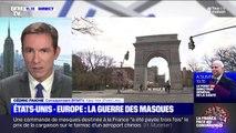 Coronavirus: la guerre des masques entre les États-Unis et l'Europe