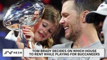 Tom Brady Renting House From Hall Of Famer In Tampa Bay