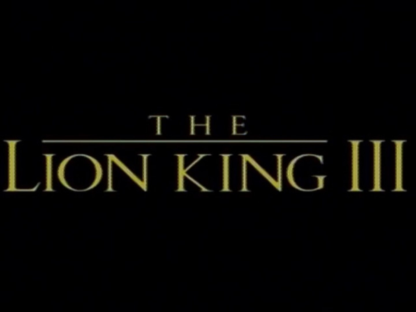 The Lion King 1 2000 Vhs Dvd Trailer Video Dailymotion