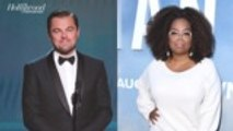 Leonardo DiCaprio, Oprah Winfrey & Others Donate Millions to America's Food Fund | THR News