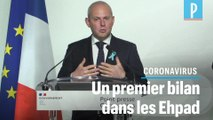 Coronavirus : au moins 884 décès dans les Ehpad, annonce Jérôme Salomon