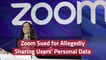 Zoom Gets Sued