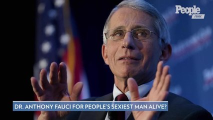 An Online Petition Thinks Dr. Anthony Fauci Should Be PEOPLE's Next Sexiest Man Alive