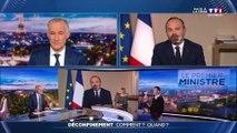 Déconfinement, impôts, bac.... Ce qu'il faut retenir de l'intervention d'Edouard Philippe sur TF1