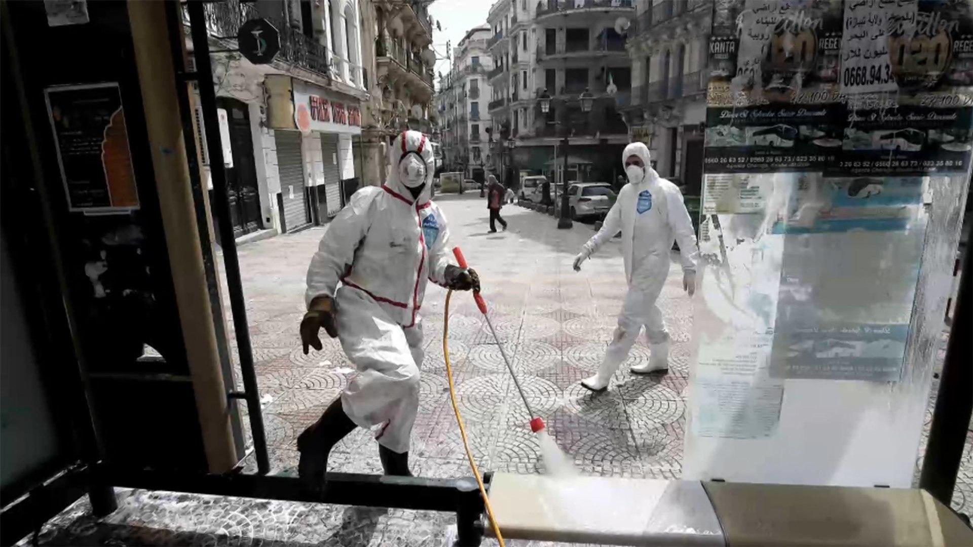 فيروس كورونا.. نصف سكان العالم مدعوون للبقاء في منازلهم
