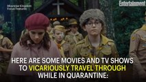 Travel Movies and TV Shows to Vicariously Live Through