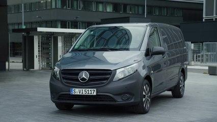 Der neue Mercedes-Benz Vito Tourer - So praktisch wie mit konventionellem Antrieb