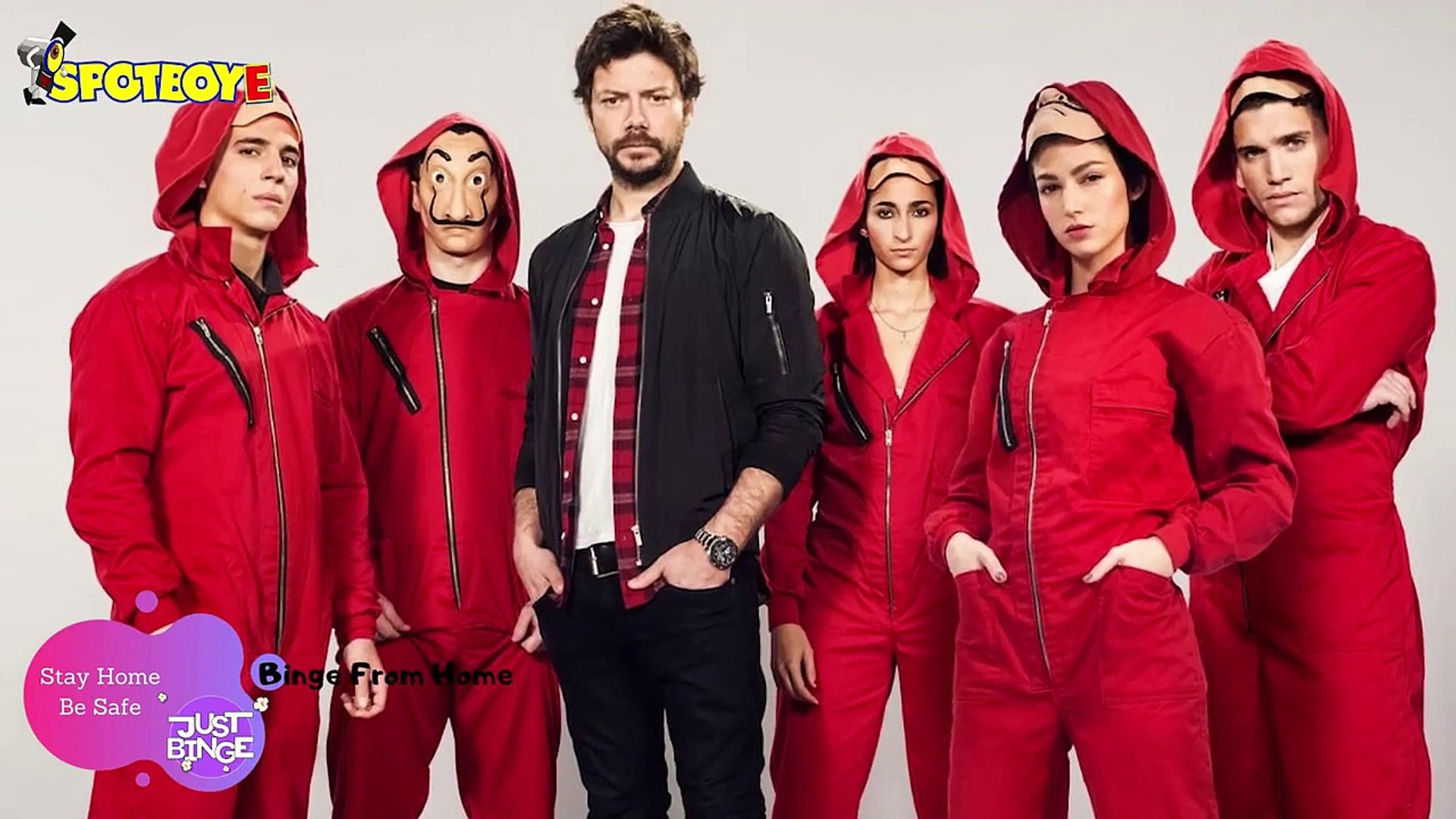 Just Binge Recap: Money Heist Recap | La Casa De Papel