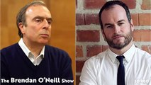 Coronavirus and dissent, with Peter Hitchens -- The Brendan O'Neill Show