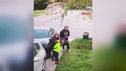 ABD'li babadan 3 kızına 1 nisan şakası