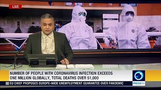 COVID-19 pandemic: Number of infected cases tops 1mn globally