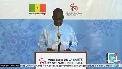 Covid-19 Sénégal : 12 nouveaux cas soit au 207 cas infectés dont 66 guéris, 1 décès et 1 évacué.