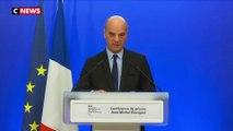 Baccalauréat 2020: la conférence de presse de Jean-Michel Blanquer en intégralité