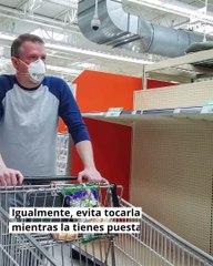 Cuándo y cómo usar una mascarilla para evitar el contagio de coronavirus
