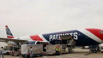 New England Patriots' Plane to Bring 1.2 Million N95 Masks to US From China