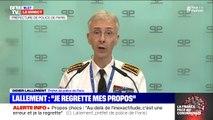 """Didier Lallement (Préfet de police de Paris) : """"Je présente mes excuses à tous ceux que j'ai pu heurter"""""""