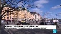 Coronavirus : La Suède refuse toujours un confinement strict