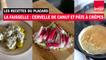 La faisselle : recette de la cervelle de Canut par François-Régis Gaudry