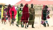 نازحو نيجيريا طردتهم بوكو حرام ويهددهم فيروس كورونا