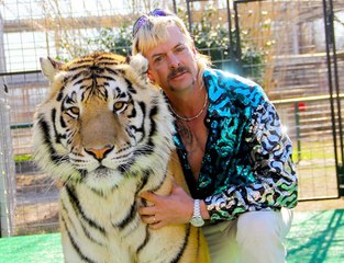 Joe Exotic Has High Hopes About Who Will Play Him in a Tiger King Movie