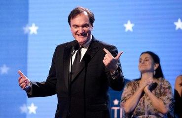 Quentin Tarantino: Brad Pitt est timide