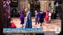What's Next For Prince Harry And Meghan Markle After Their Final Royal Event- - TODAY