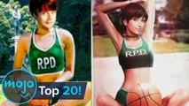 Top 20 Resident Evil Easter Eggs