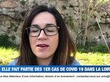 À la une : Atteinte du COVID-19, elle est maintenant guérie / Des migrants accueillis à Claude Fauriel / Sécurité civile -  Le JT - TL7, Télévision loire 7